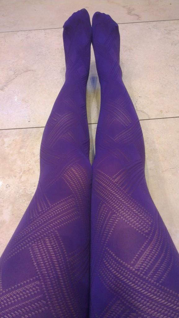 Brighten purple