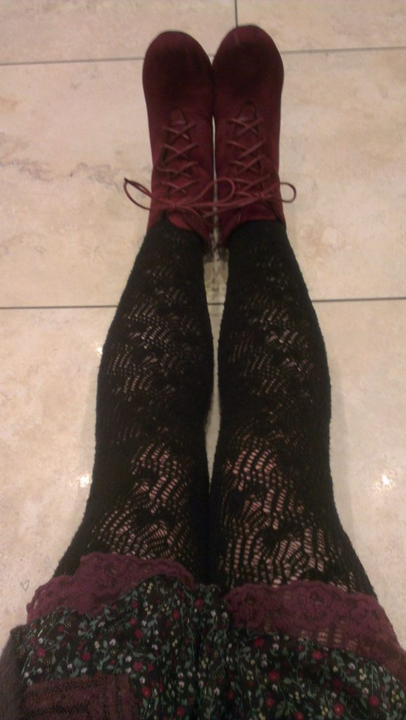 Freezing Weather Tights